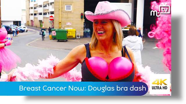 Preview of - Breast Cancer Now: Douglas bra dash