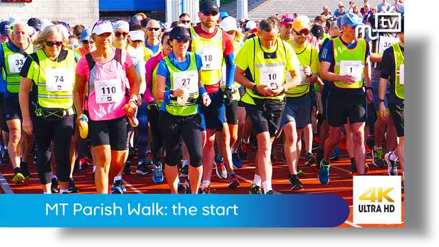Preview of - MT Parish Walk 2019: the start