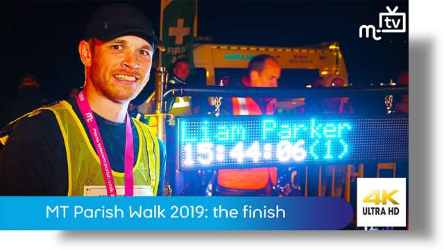 Preview of - Manx Telecom Parish Walk 2019: the finish