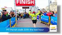 Manx Telecom Parish Walk 2019: the last hour