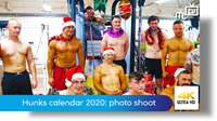 Fit fellas of Mann hunks calendar 2020: photo shoot