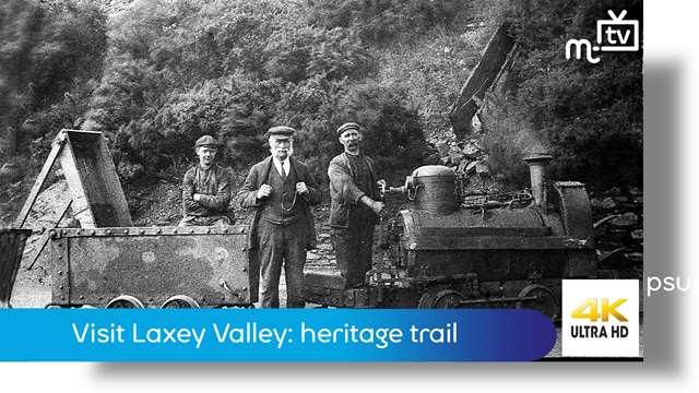 Preview of - Visit Laxey Valley: heritage trail