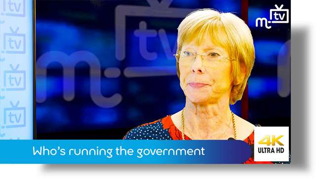 Preview of - Kate Beecroft MHK: who's running the government