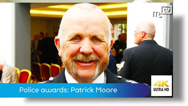 Preview of - Chief Constable's Commendation: Constable Patrick Moore