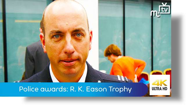 Preview of - Police awards: R. K. Eason Trophy