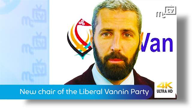 Preview of - New chair of the Liberal Vannin Party