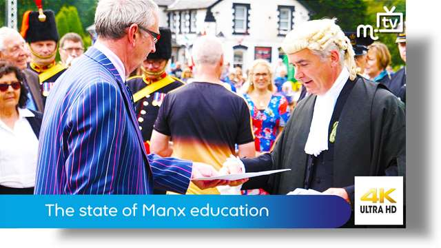 Preview of - David Watts: the state of Manx education