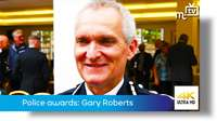 Police awards: Chief Constable Gary Roberts