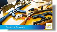 Firearms Amnesty