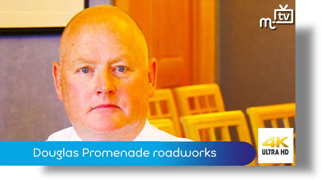 Preview of - Douglas Promenade roadworks: Tynwald question