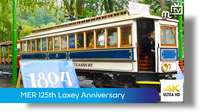 Manx Electric Railway 125th Laxey Anniversary