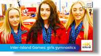Inter-Island Games: girls gymnastics