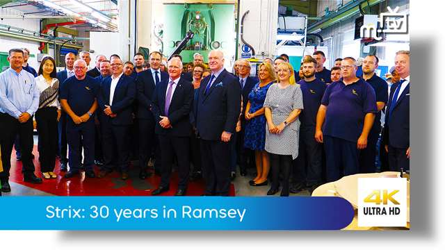 Preview of - Strix Group Plc: 30 years in Ramsey