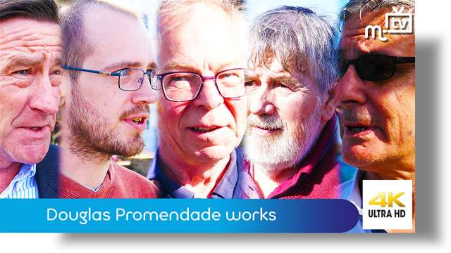 Preview of - Douglas Promenade works