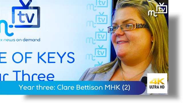 Preview of - Year three: Clare Bettison MHK part two