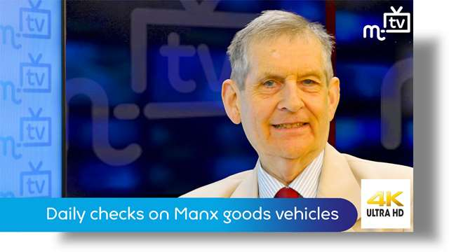 Preview of - Daily checks on Manx goods vehicles