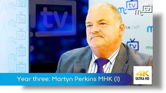 Preview of - Year three: Martyn Perkins MHK part one