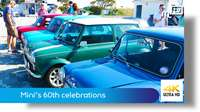 Mini's 60th celebrations
