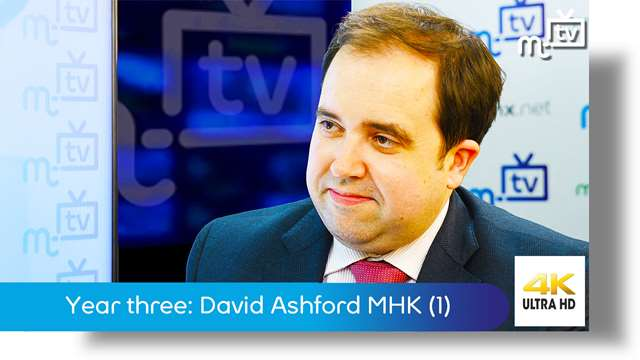 Preview of - Year three: David Ashford MHK part one