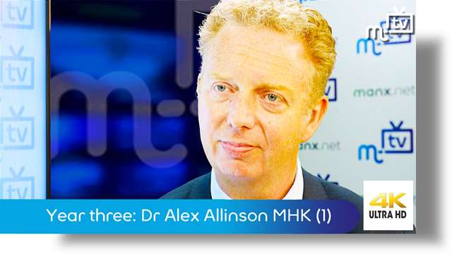 Preview of - Year three: Dr Alex Allinson MHK part one