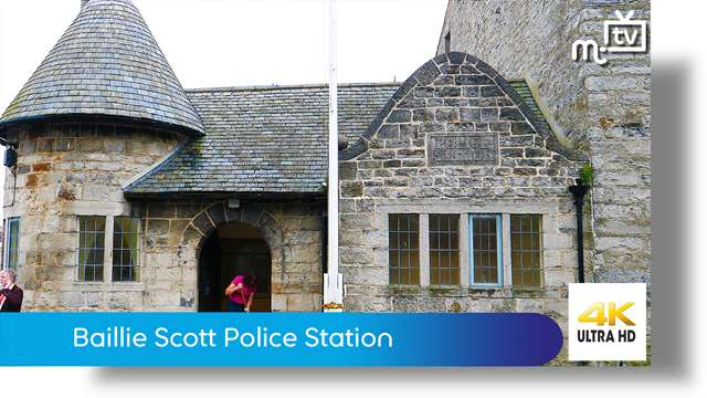 Preview of - Baillie Scott Police Station