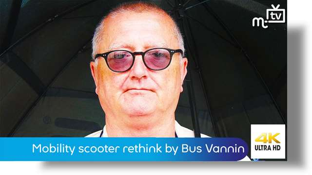 Preview of - Mobility scooter rethink by Bus Vannin