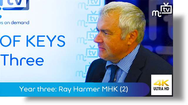 Preview of - Year three: Ray Harmer MHK part two