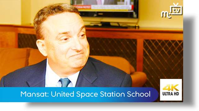 Preview of - Mansat: United Space Station School