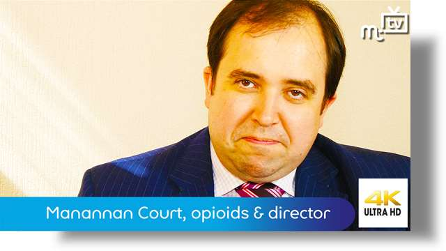 Preview of - Manannan Court, opioid prescriptions & Director of hospitals position