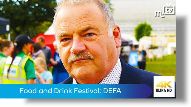 Preview of - Food and Drink Festival: Martyn Perkins MHK