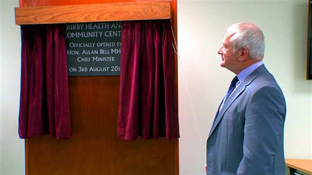 Preview of - Chief Minister opens Centre
