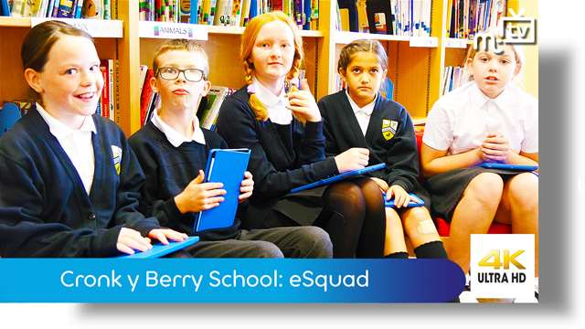 Preview of - Cronk y Berry School: eSquad on safety App