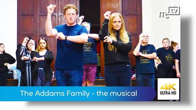 Preview of - The Addams Family - the musical: Centre Stage Productions