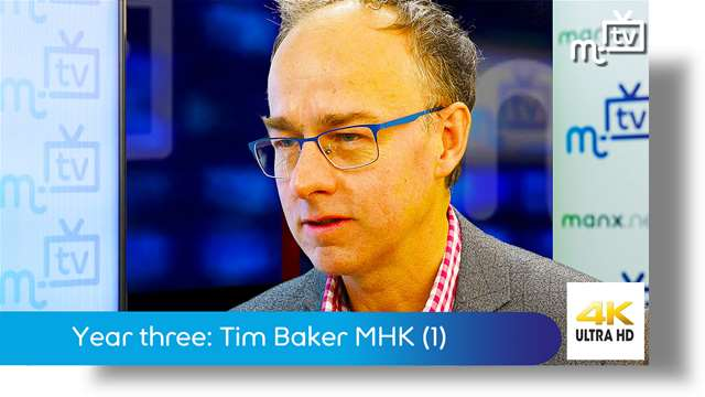Preview of - Year three: Tim Baker MHK part one