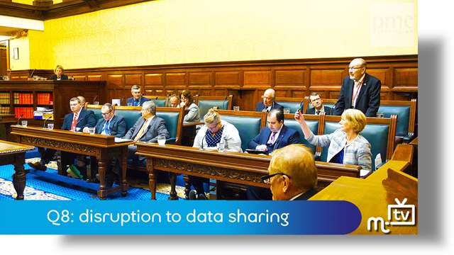 Preview of - Q8: disruption to data sharing