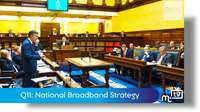 Q11: National Broadband Strategy