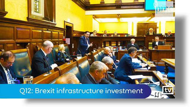 Preview of - Q12: Brexit infrastructure investment
