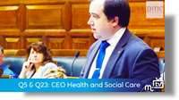 Q5 & Q23: CEO Health and Social Care