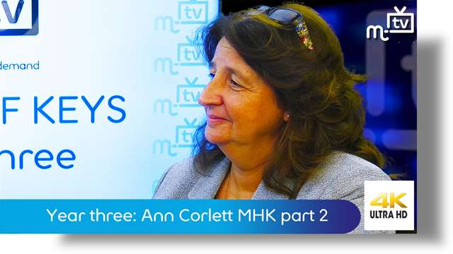 Preview of - Year three: Ann Corlett MHK part two