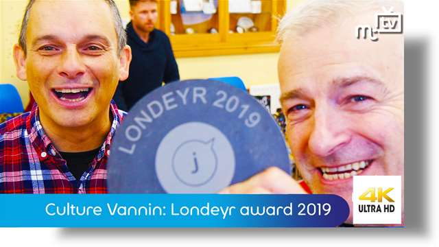 Preview of - Culture Vannin: Londeyr award 2019