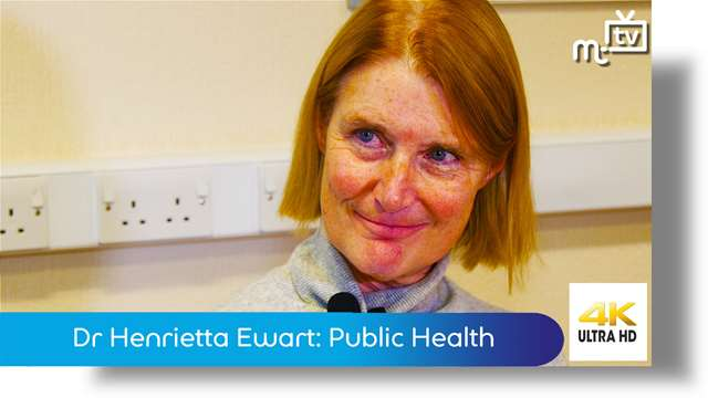 Preview of - Dr Henrietta Ewart: Director of Public Health