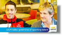 UCM talks: goldmine of sporting talent