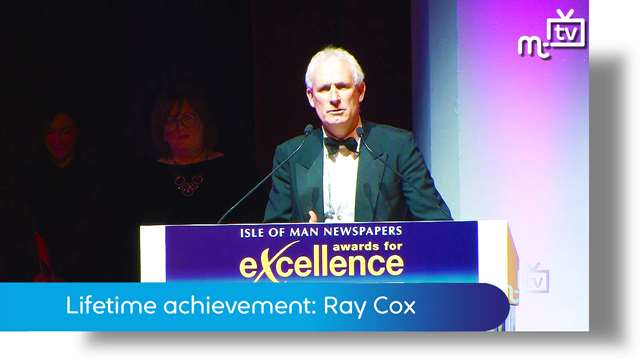 Preview of - Lifetime achievement award: Ray Cox