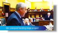 Q6: Liverpool landing stage project