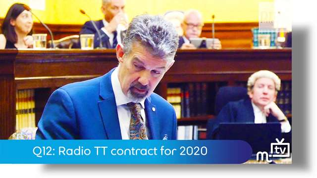 Preview of - Q12: Radio TT contract for 2020