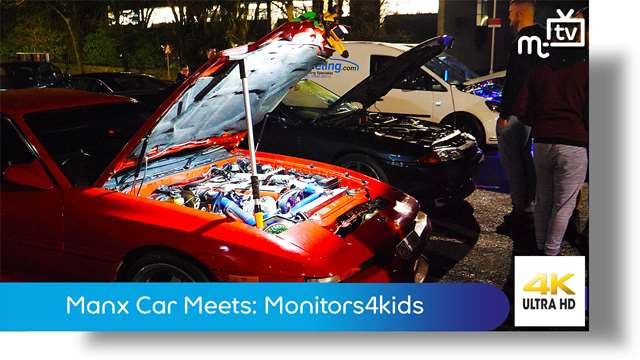 Preview of - Manx Car Meets: Monitors4kids