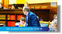 Q2: audited accounts for 2018-19