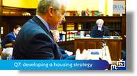 Q7: developing a housing strategy