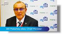 Bill Malarkey MHK dies: Chief Minister