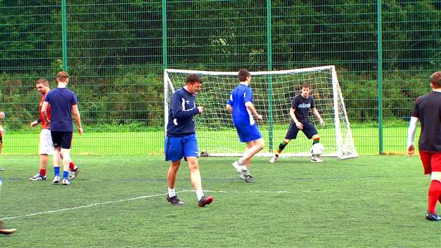 Preview of - 5 Aside Charity Footy